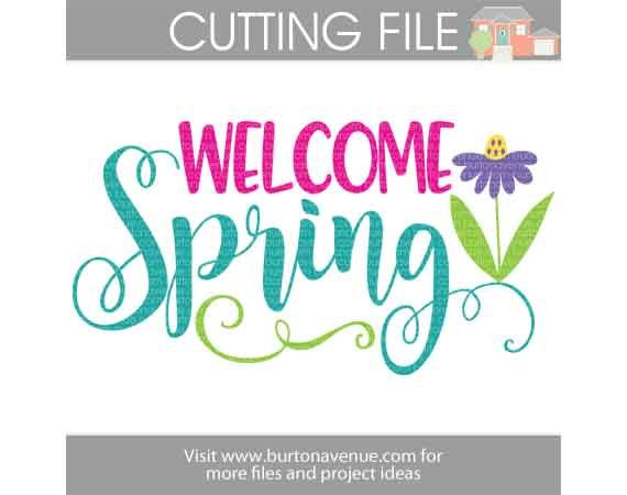 (FLASH FREEBIE) Welcome Spring - Available for FREE until 3/8/17