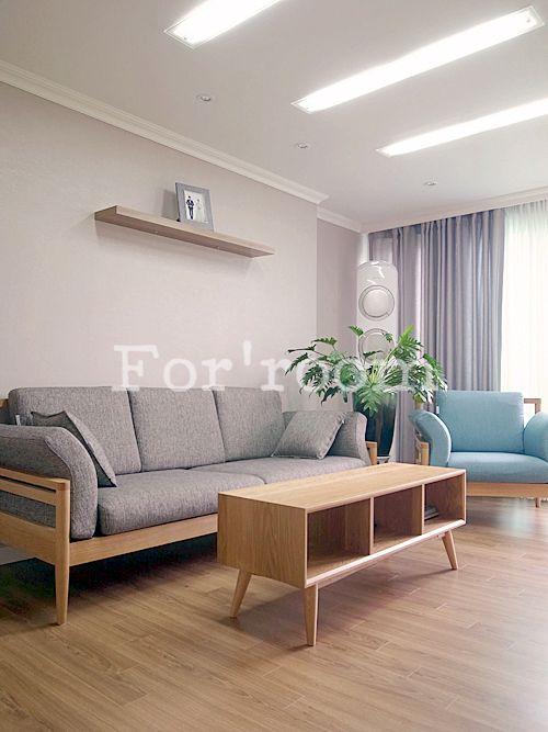 Apartment Home Interior Design Designed By Forroom South Korea