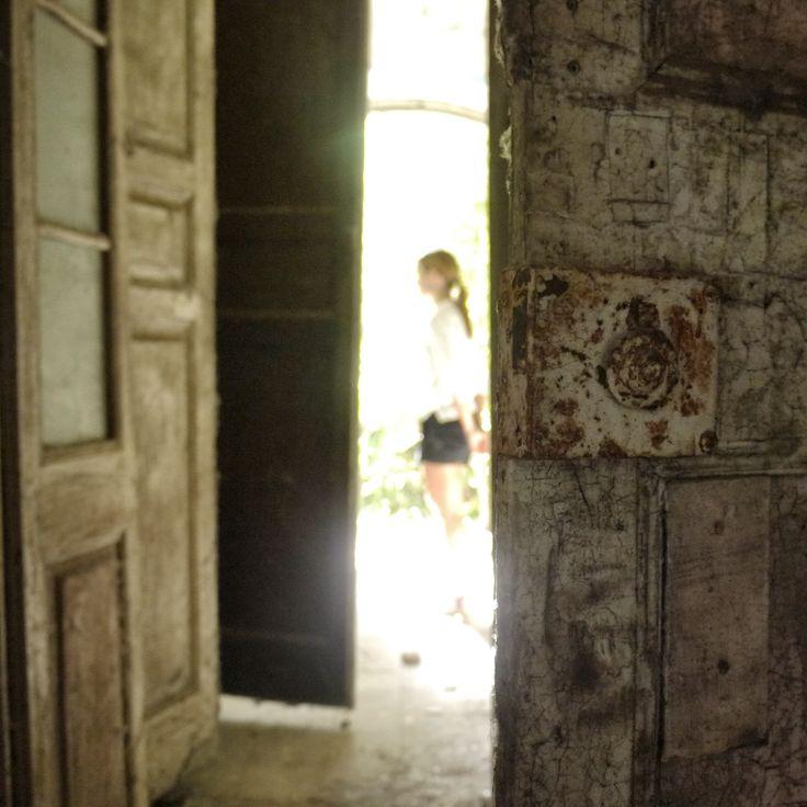 Abandoned, light by David Juárez Ollé