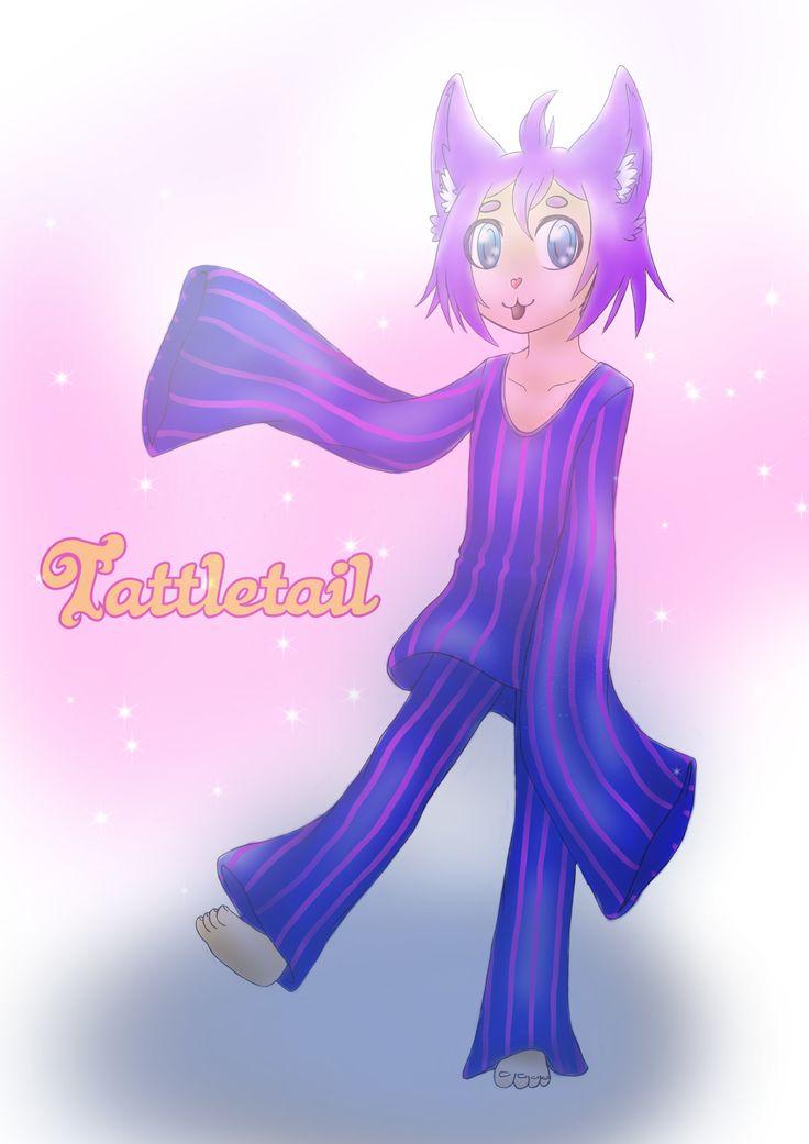 Tattletail Human
