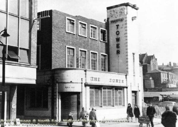 The Tower was situated on Broad Marsh. This pub was demolished in 1971.