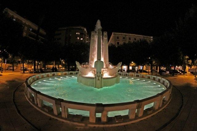 Fontana delle Ancore #brindisi #puglia #italy #BRIMD