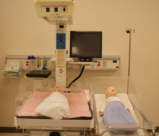 Meet the Manikins : St. David's School of Nursing: Texas State University : Texas State University. SimNewB and SimBaby.