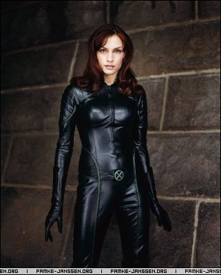 "Famken janssen jean gray | Men: Jean Grey ""Phoenix"" (Famke Janssen) The chick Wolverine can ..."