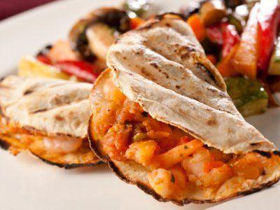 Receta de Tacos de Camarón Rosarito | Deliciosos tacos de camarón al estilo de Ensenada, también conocidos como Rosarito.