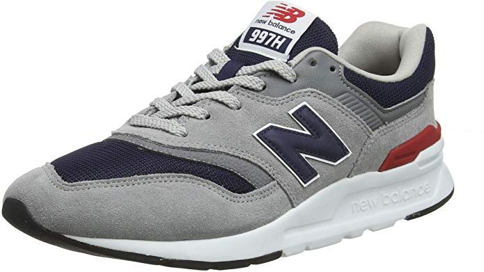 New Balance 997H Core Sneaker Herren Grau (Team Away Gray ...