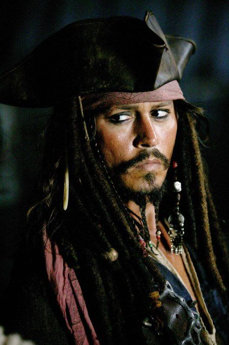 Still of Johnny Depp in Pirates of the Caribbean: At World's End
