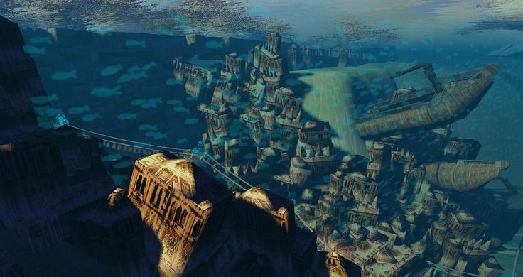 https://flic.kr/p/ruvzaW | Fantasy Faire 2015 - Poseidons Abyss