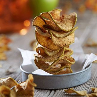 Apple Chips in the Air Fryer by QVC's David Venable
