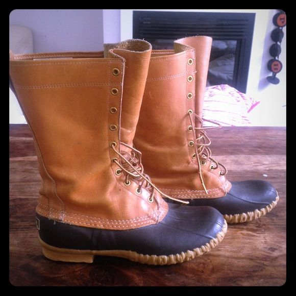 25  best Ll bean boots mens ideas on Pinterest | Bean boots men ...