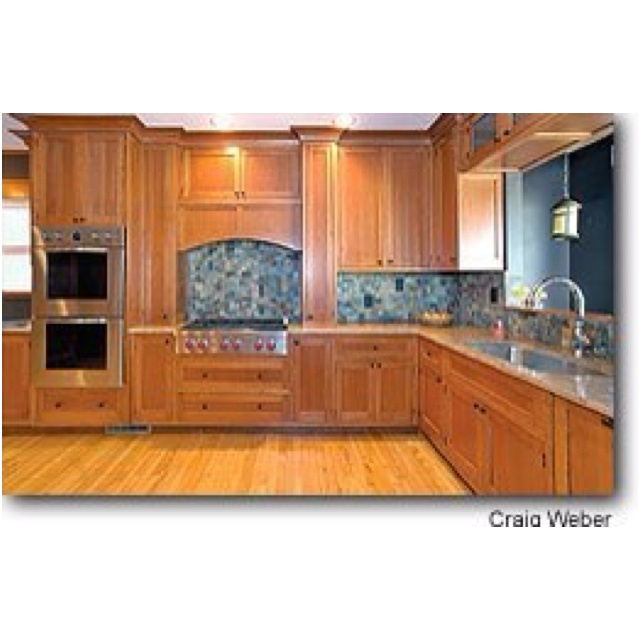 Kitchen Designed And Built By Ravenswood Custom Woodworking   Milwaukee, WI