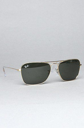 Ray Ban The Caravan Sunglasses