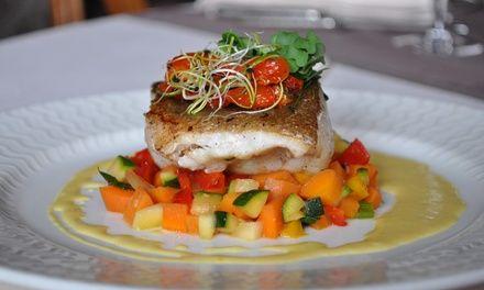 Restaurant Auberge de la Forêt : Repas semi-gastro chez un maître restaurateur