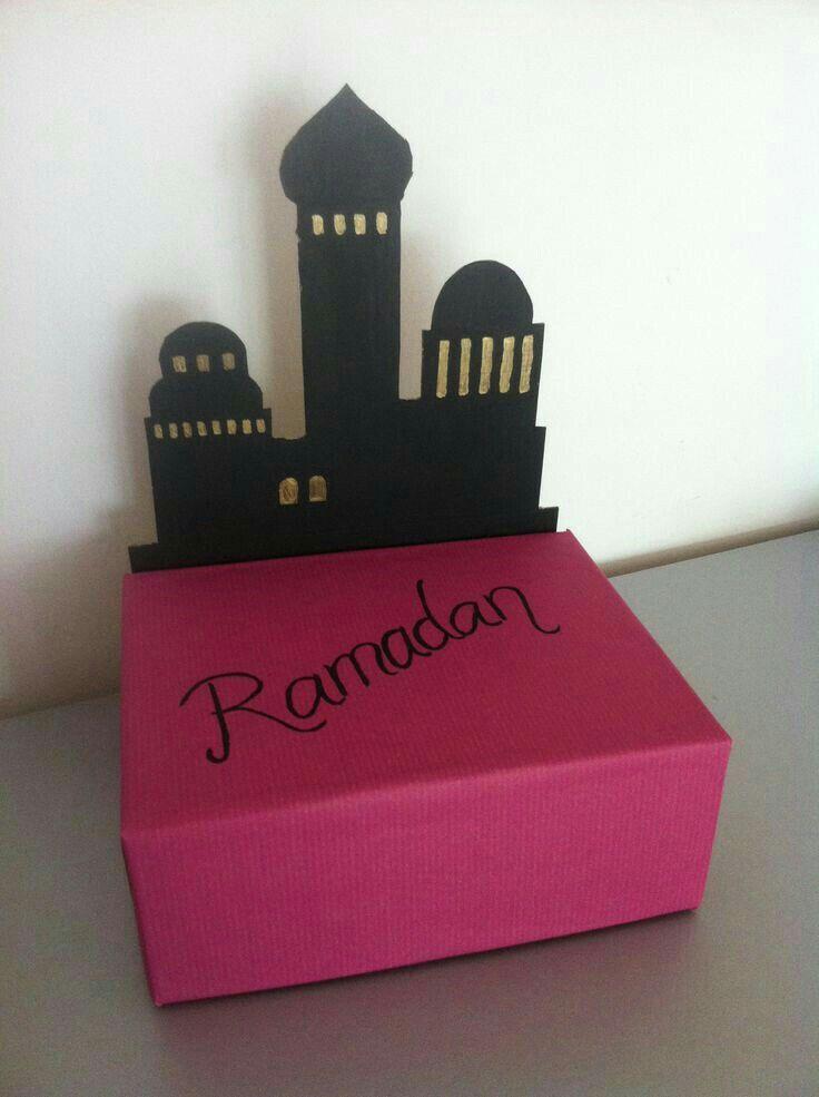 Diy Ramadan kareem