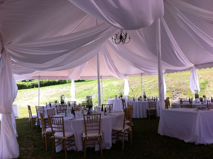 Draping by Bliss Events