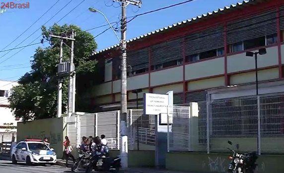 Bandido rouba equipamentos de escola em Cariacica e aulas são suspensas