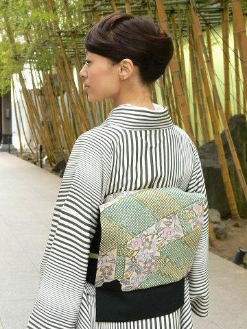 Kimono with Modest design.