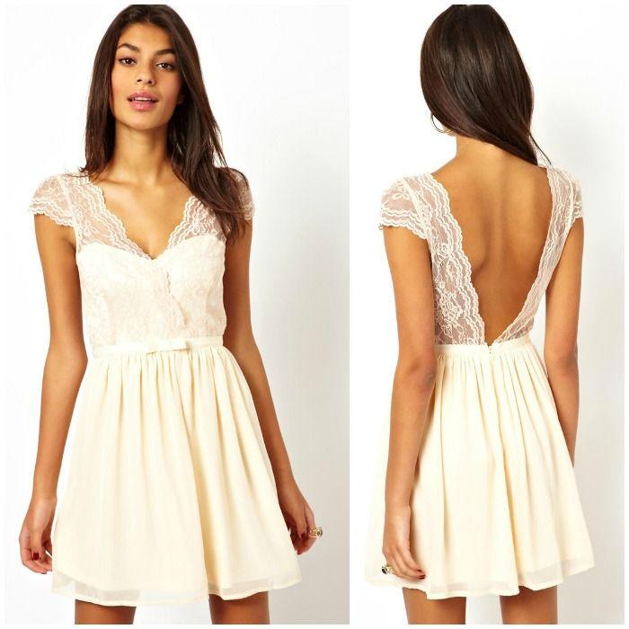 Otro vestido de encaje