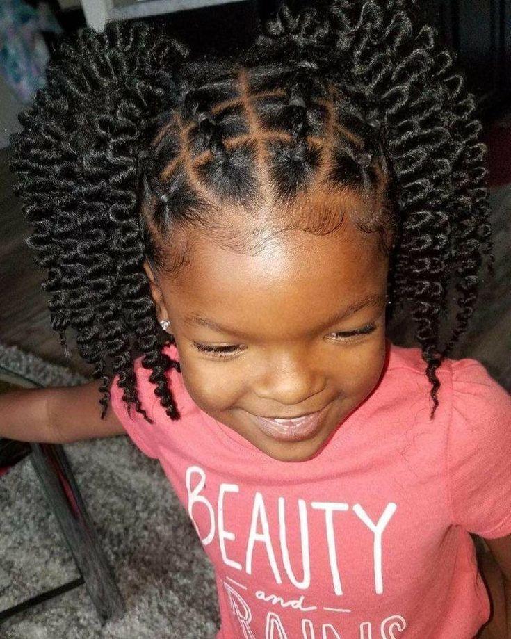Braided Hairstyles Kenya Braided Hairstyles Easy Braided Hairstyles Straight Hair Braided Hairstyles With In 2020 Black Kids Hairstyles Hair Styles Kids Hairstyles