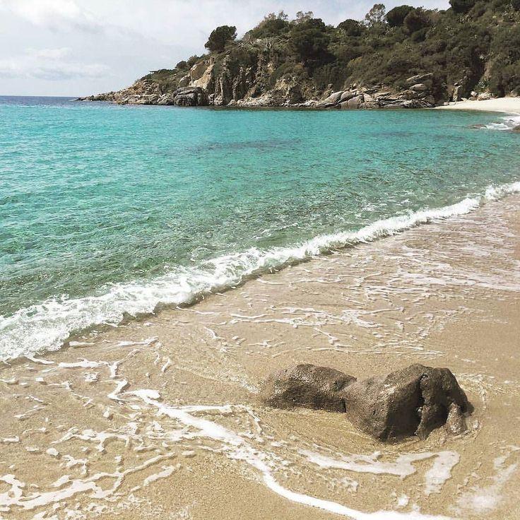 Buona domenica con lo scatto di @cibi61 dalla spiaggia di #cavoli a #marinadicampo. Continuate a taggare le vostre foto con #isoladelbaapp il tag delle vostre vacanze all'#isoladelba. http://ift.tt/1NHxzN3