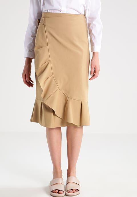 bestil  Topshop Blyantnederdel ; pencil skirts - camel til kr 384,00 (01-07-17). Køb hos Zalando og få gratis levering.