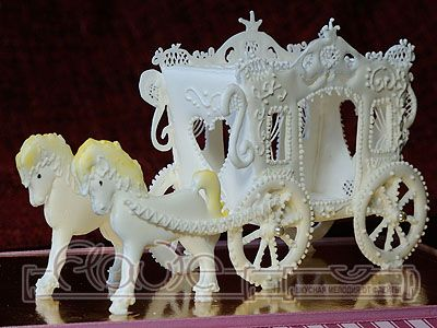 Icing - delicious melody of flutes  Royal icing