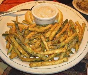 Carrabba's Italian Grill Copycat Recipes: Zucchini Fritte and Garlic aioli sauce