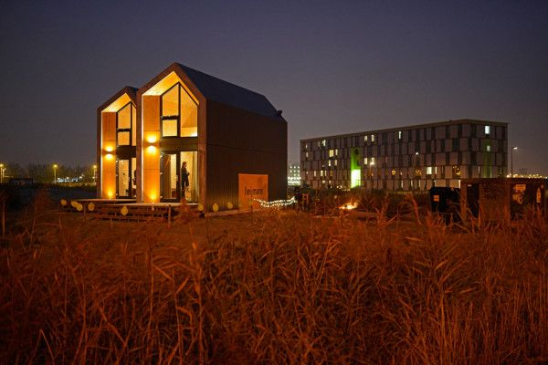 Heijmans ONE, smart modular housing