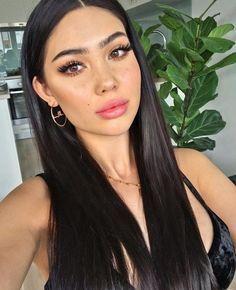 Urfirst Brazilian Virgin Straight Human Hair Bundles 4pcs/lot
