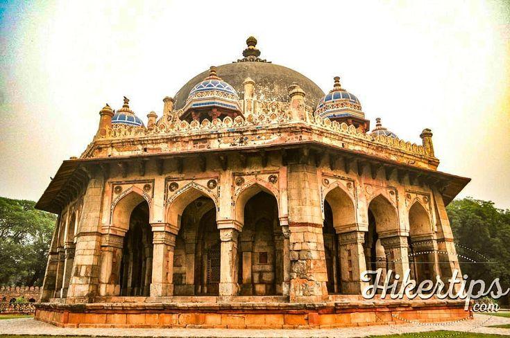 Isa Khan's Garden Tomb