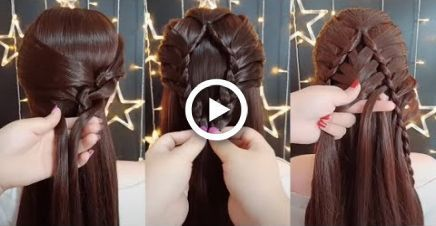 26 Back to school braided HEATLESS hairstyles! Best hairstyles for girls … – Zopf Frisuren