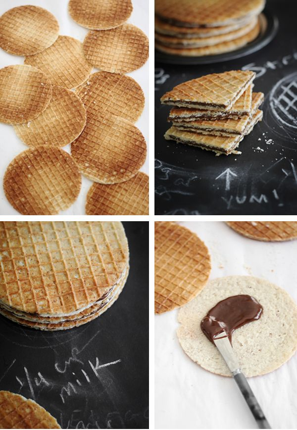 Homemade Stroopwafels Recipe
