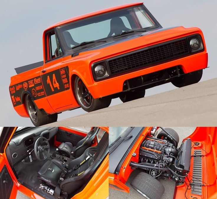 Chevy C/10 Pro-Touring