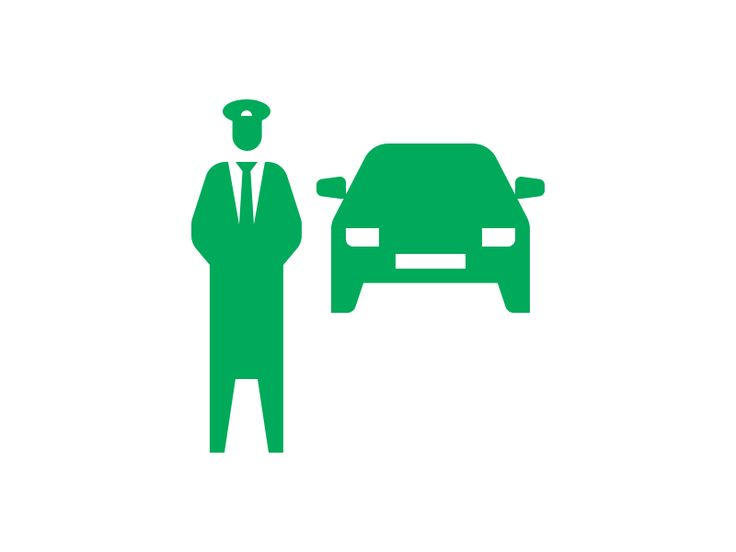 Do you need a car? by Sascha Elmers  #cab #car #chauffeur #graphicdesign #icon #icondesign #illustration #person #human #picto #taxi #transportation #vehicle #people #isotype #navigation #iconography