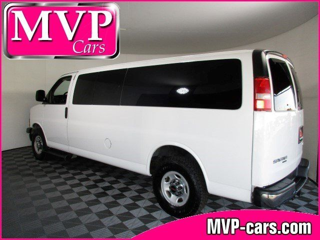 Cars For Sale Used 2013 GMC Savana 3500 In LT Extended Passenger Moreno Valley