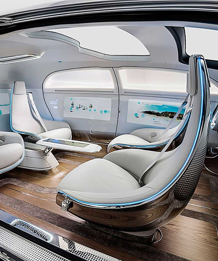 66 best self driving car images on pinterest cars robots and a seriously luxurious self driving concept car dujour solutioingenieria Gallery