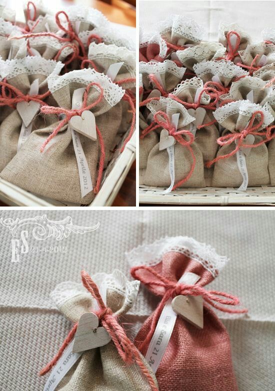 Rustic, vintage, romantic, country chic, shabby chic, favors, wedding, baptism…