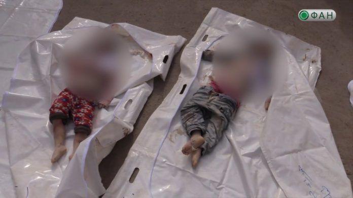 Noticia Final: Exército sírio faz descoberta terrível de civis mo...