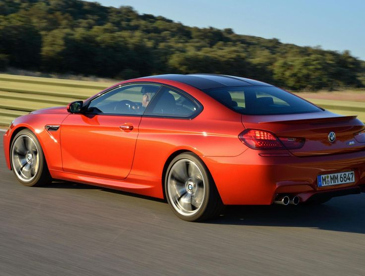 M6 Coupe (F13) BMW cost - http://autotras.com