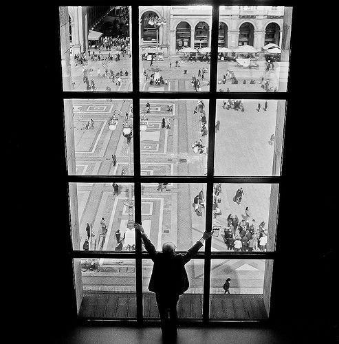 Vista sul Piazza del Duomo.