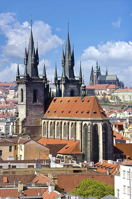 kalendář Praha 2016
