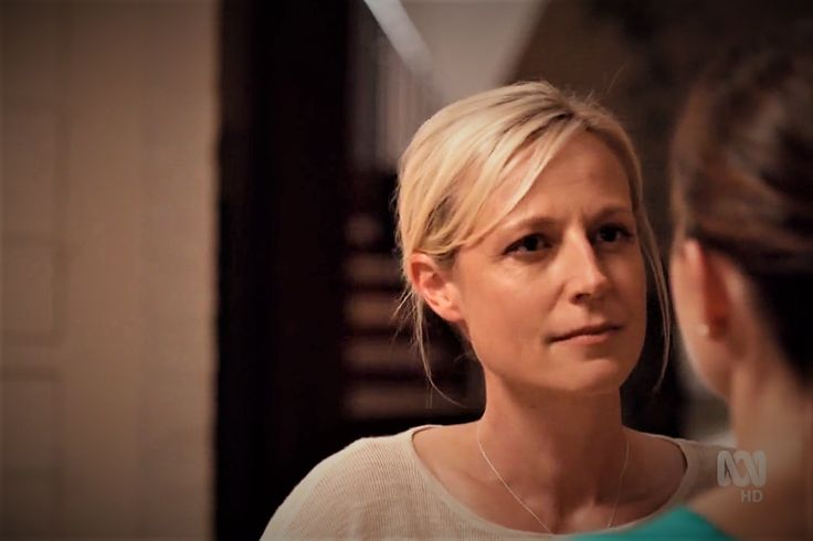 "Marta Dusseldorp in Janet King Season 3. Adorably Gazing at Bianca ❤️ Bianking ""Why don't you move in"""