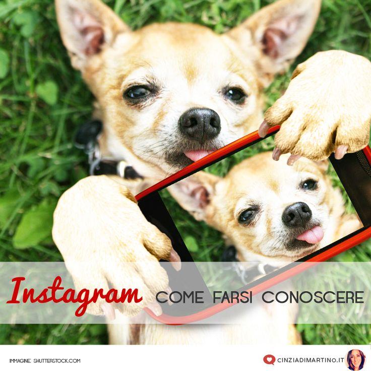 """""""Capturing and sharing the world's moments."""" Instagram è questo e molto di più e farsi (ri)conoscere non è immediato, ma con molta autenticità funzionerà!"""