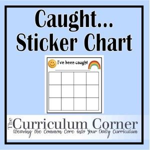Printable Sticker Charts   by JILL & CATHY Use these sticker charts to keep track of great behavior in the classroom.  Fill in the blank to title the chart.  These can be used for behavior or tracking academics.