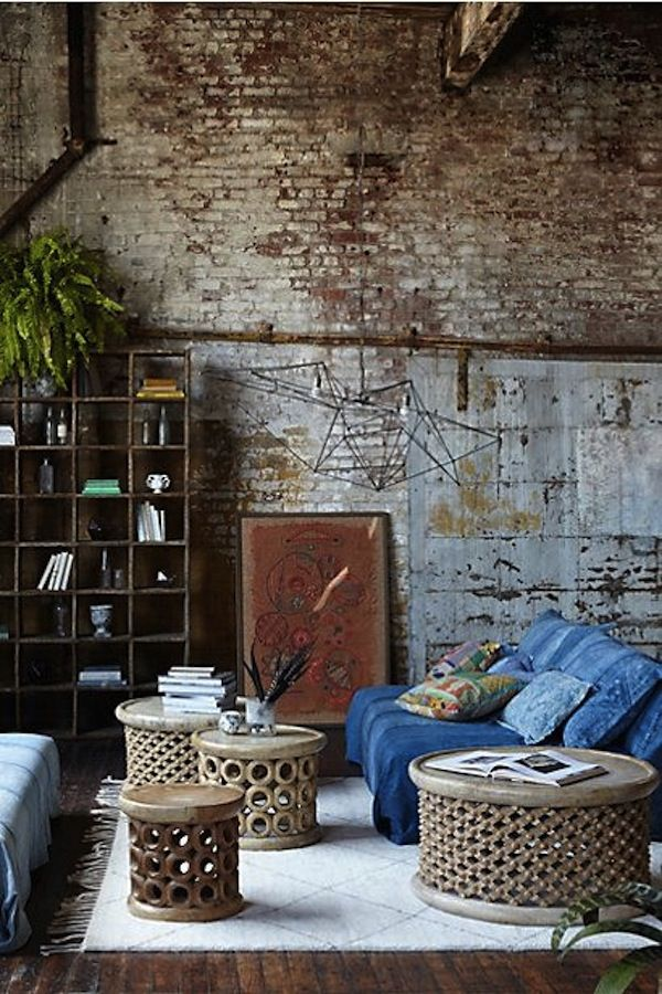 Industrial Design Home Decor