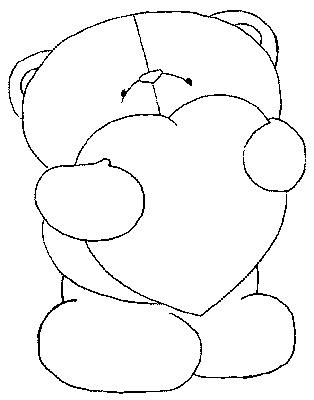 Risco e Rabisco - Pintura em Tecido: Riscos de Ursos                                                                                                                                                                                 Mais