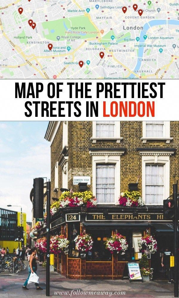The City Has Pricey And Exclusive Sellers In Addition To Marks And Spencer This Is Not To Forget Harrods Londonhot London Travel London Map Hyde Park London