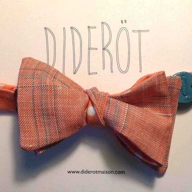 Diderotmaison bow tie - noeud papillon - DA17