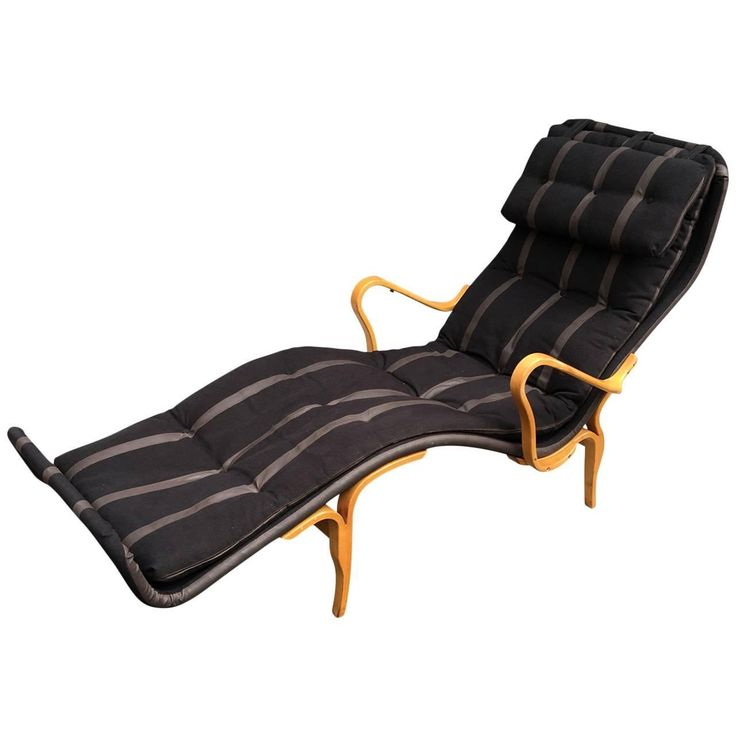Danish Mid-Century Lounge Chair by Bruno Mathsson   From a unique collection of antique and modern lounge chairs at https://www.1stdibs.com/furniture/seating/lounge-chairs/