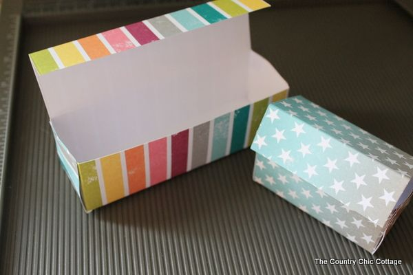DIY Gift Boxes ~ * THE COUNTRY CHIC COTTAGE (DIY, Home Decor, Crafts, Farmhouse)